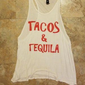 Windsor Tops - Tacos & Tequila Tank